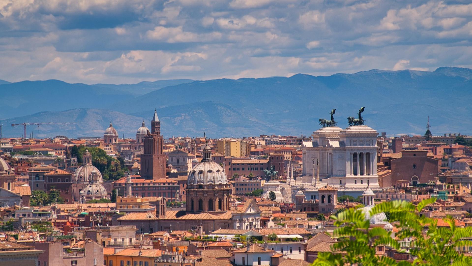 Tetti di Roma