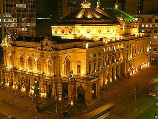 Debut no Theatro Municipal de São Paulo!