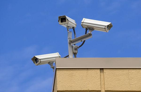Self Storage Facility Security cameras