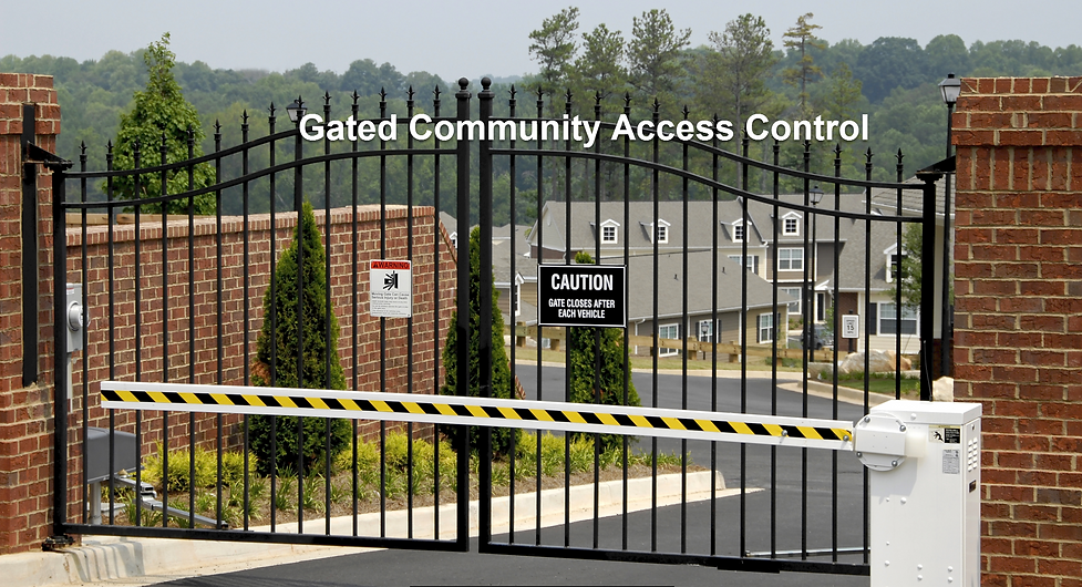 Access Control For Gated Communities