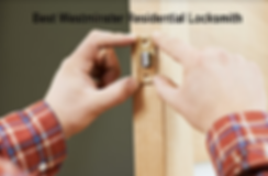 Best Westminster Locksmith