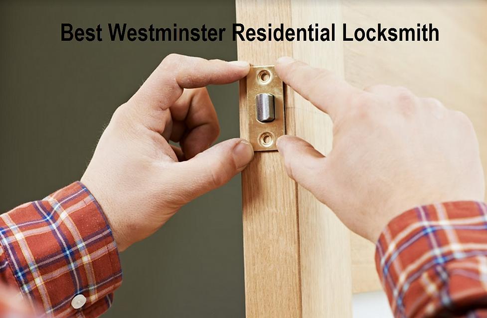 Best Westminster Locksmith