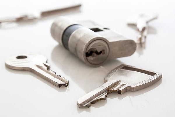 Rekeying Versus Replacing Locks Lock and Key