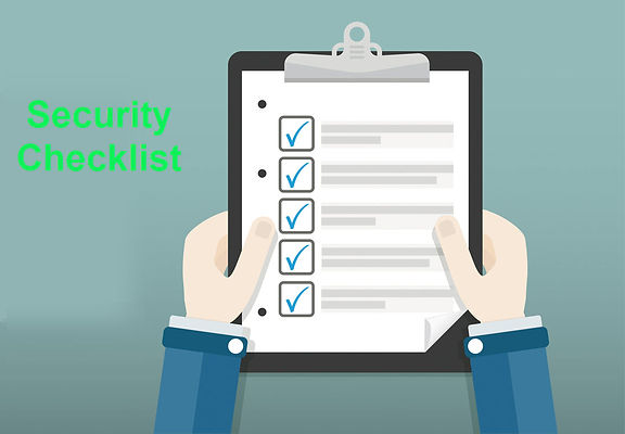 Preschool and daycare security checklist