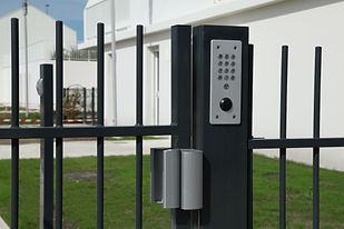 Commercial Locksmith Gate Access Control
