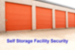 Self Storage Facility Security
