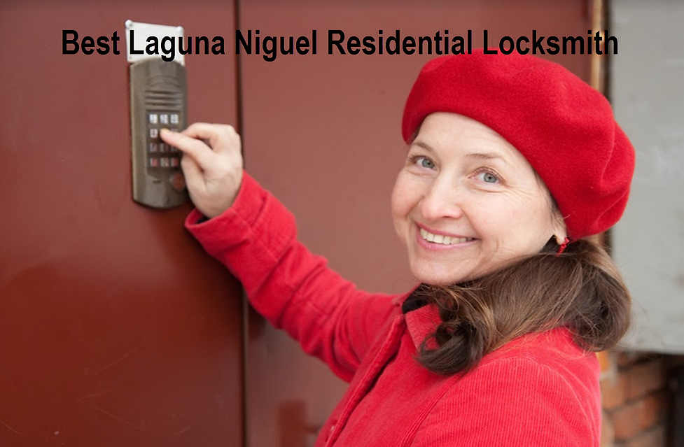 Best Laguna Niguel Residential Locksmith