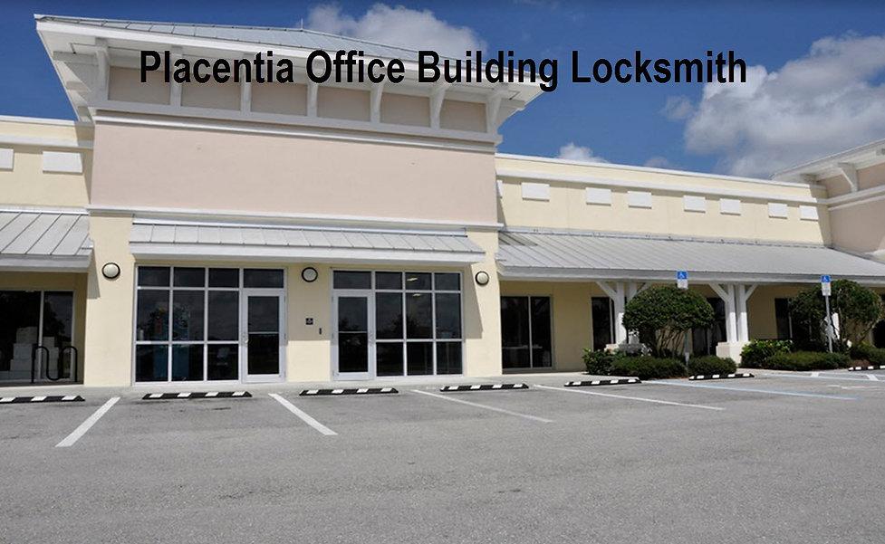 Placentia Office Building Locksmith