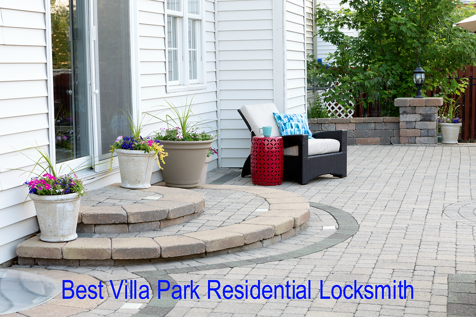 Best Villa Park Residential Locksmith