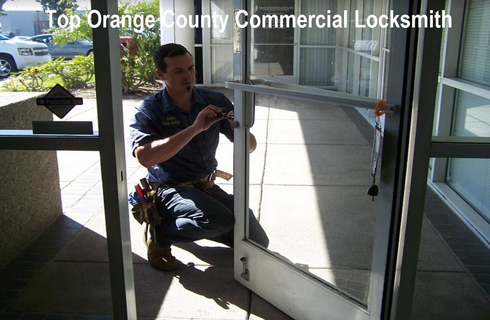 Top Orange County Commercial Locksmith