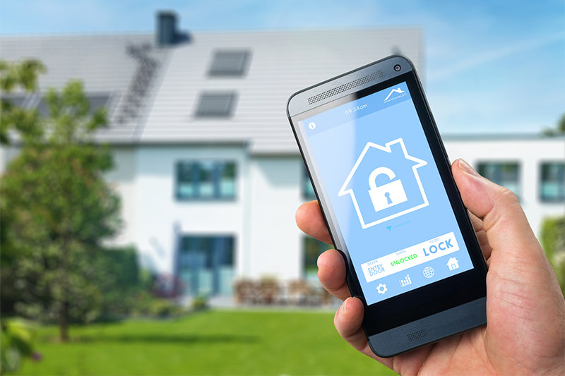 easy home security tips, efficient home security, increase home security, how to keep your home safe