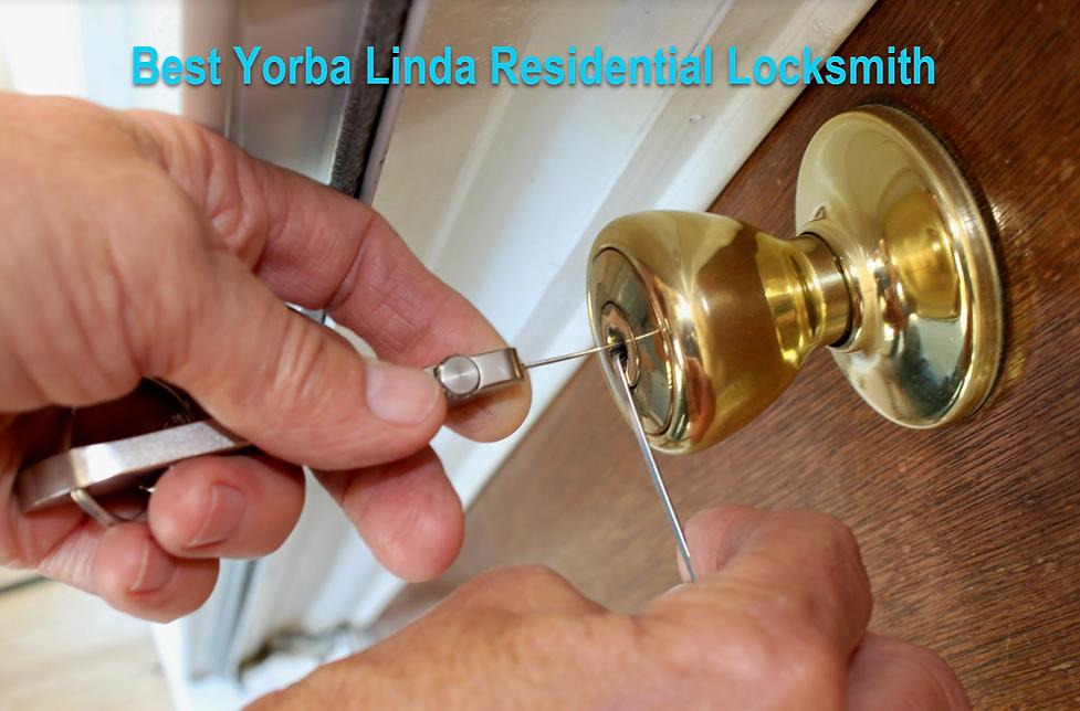Best Yorba Linda Residential Locksmith