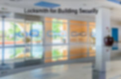 Locksmith for Building Security