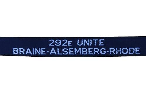 BANDE UNITÉ 292
