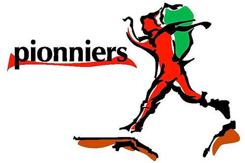 INSIGNE DE BRANCHE PIONNIERS