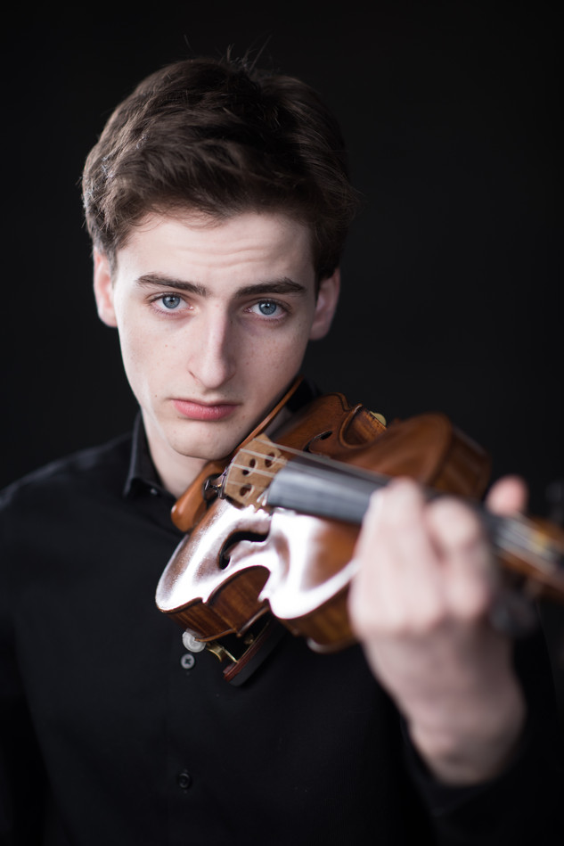 Joshua Brown, violinist