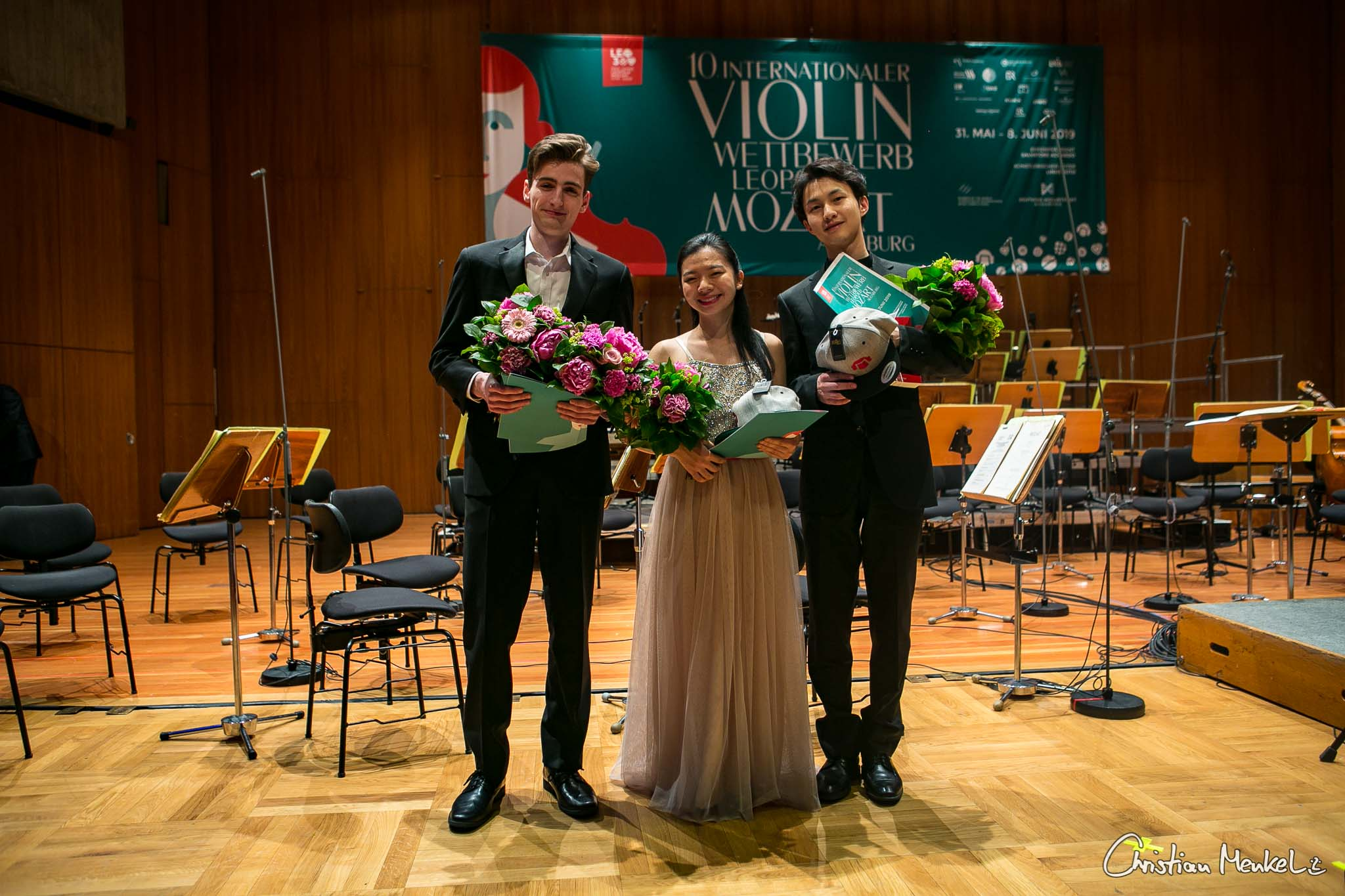 Mozart Int'l Violin Competition