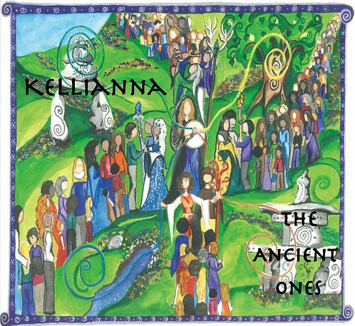 The Ancient Ones CD