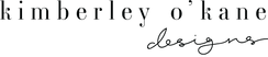 Kimberley O'Kane Designs Logo BW.png