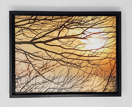 Lake Michigan Sunset 10x13