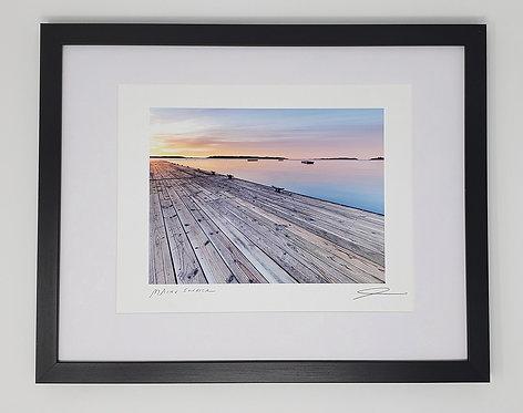 Maine Sunrise 12x15