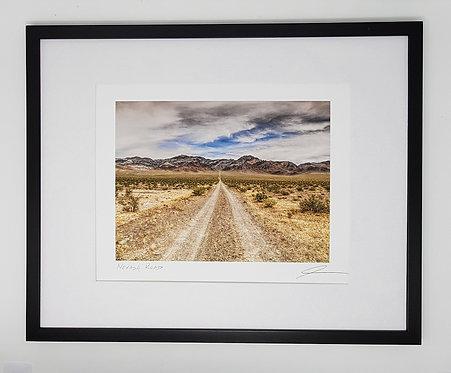 Nevada Road 17x21