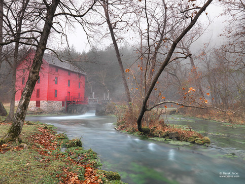 Red Grist Mill