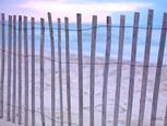 Sunset Beach Fence