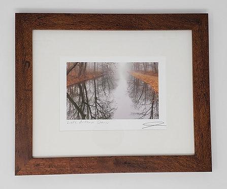 Late Autumn Dawn 9x11