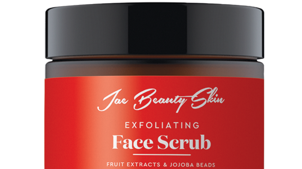Jae Beauty Skin Face Scrub