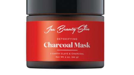 Jae Beauty Detoxifying Charcoal Clay Mask