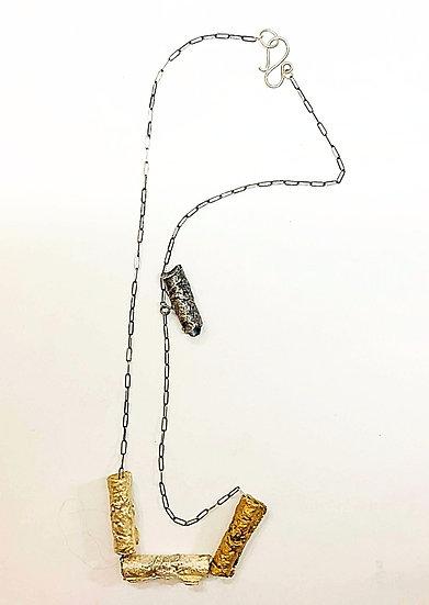 Secrets Scrolls Necklace