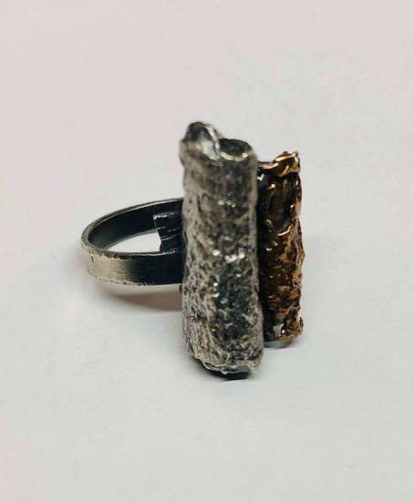 Secrets Scroll Ring