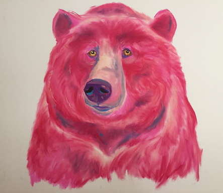 FEELING PINK - SOLD