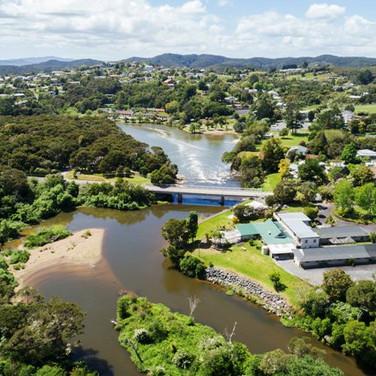 Riverside Lodge Birdview