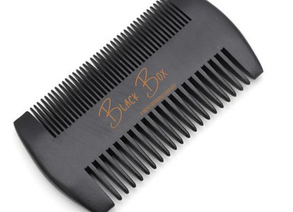Black Box Beard Comb