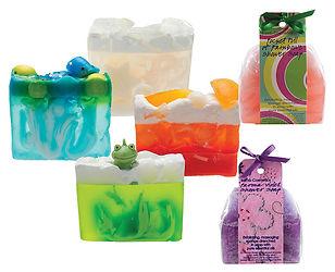Bomb Cosmetics Soaps