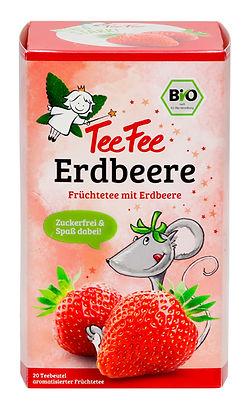 TeeFee Früchtetee 'Erdbeere'