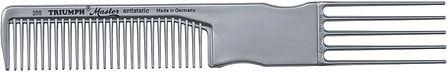"Styling-Kamm Triumph silber/metallic 255 / 7.5"""