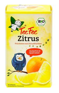 TeeFee Früchtetee 'Zitrus'