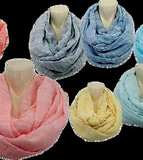 Summer Loops - die luftig leichten Sommer-Schals
