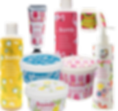 Bomb Cometics Body Products & Face Products
