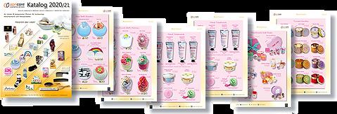 Apricore AG 2020/21Bomb Cosmetics Katalog