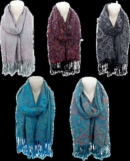 Antonio Indian Style Schals