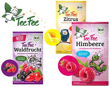 Apricore AG TeeFee Früchtetees