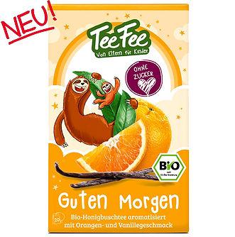 TeeFee Bio-Kräutertee Guten Morgen