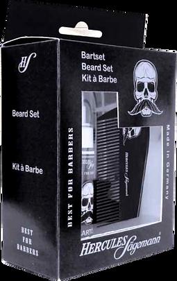 Bartset 2-teilig Best for Barbers