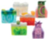 Bomb Cosmtics Soap Slices & Shower Shoap