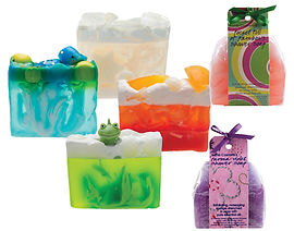 Bomb Cosmtics Soap Slices & Shower Shoap