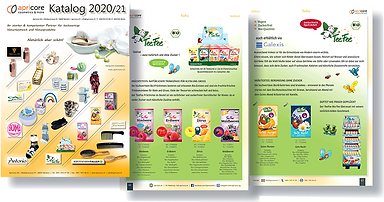 Apricore AG 2020/21 TeeFee Katalog